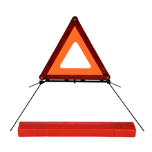 Cixi Cheap Price emergency tools Kit reflective saftey warning triangle for broken car