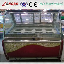 Ice Cream Freezer Showcase