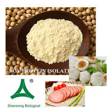 ISP 90% Soy protein isolate for frozen food meat balls fish balls