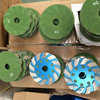 Concrete Diamond Polishing Pads, Metal Bond Diamond Floor Grinding Disc Hard Bond