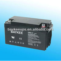 12V 65Ah Maintain Free Ups Battery/batteries for ups 12v 80ah