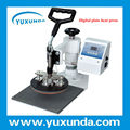 2015 YUXUNDA newest! Heat Press Digital Machine for plate