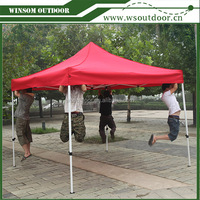 2016 high quality deluxe folding tent