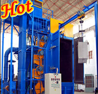 Tricycle Frame Used Shot Blasting Machines