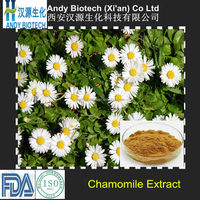 Hot Sale Apigenin 1.2% Chamomile Extract Powder