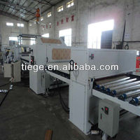 ticking paper machine TMD pur