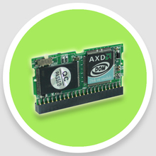 44-pin 4GB solid state drive write switch for High-speed rail&light rail