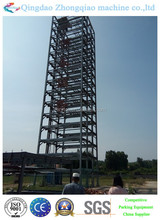 PLC control Vertical Lifting Tower Car Parking System