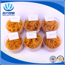 factory directly/natural rubber/different types rubber bands
