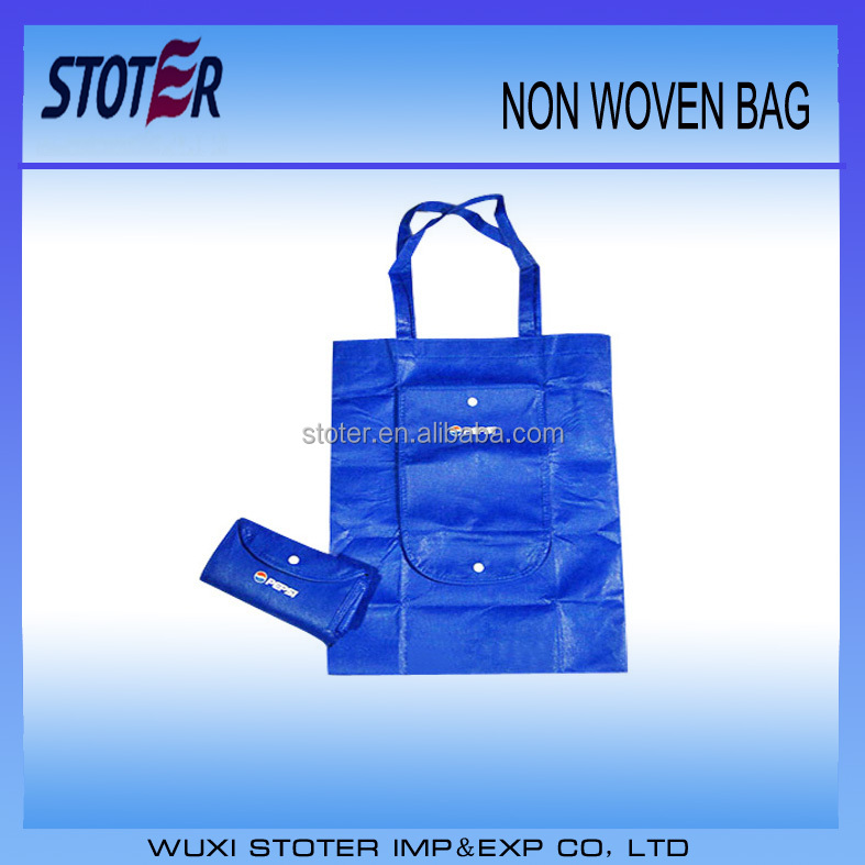 high quality nonwoven foldable reusable bags foldable tote bag foldable shopping bag