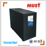 Wide input range 24v 2000w pure sine wave power inverter