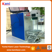 Barcode Printing Machine, Laser Printer For Ear Tags, Animal Tag Laser Marking Machine for name write