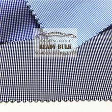 Ready stock,no min order qty,quick delivery,Italy style clasical 100%cotton yarn dyed high count shirt fabric