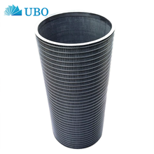 Stainless Steel Facal Wet Separator Screen