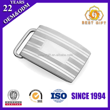 Wholesale gift items silver belt buckle blanks