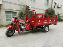 Chongqing Motor Heavy Duty 1000KG Load Capacity Cargo Tricycle 3 Wheeler for Sale in Cambodia
