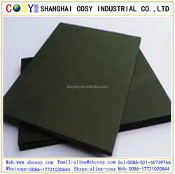 1220*2440mm Black PVC Foam Sheet with high quality for Advertising and Decoration