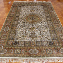 5x8ft great decoration match the floor handknotted Turkey carpet made in turkey