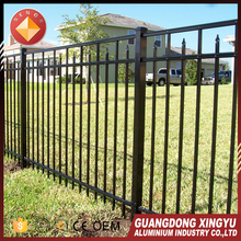 Small aluminium garden children playground fence