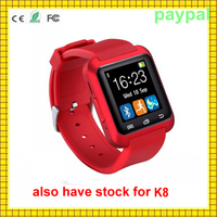 support 3G android gps wifi watch phone