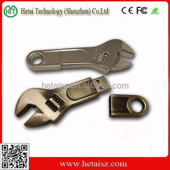 metal wrench usb stick 64 gb, metal wrench 2 tb usb flash drive