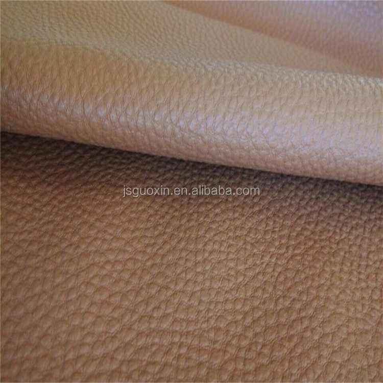 Water born PU synthetic leather for coat material New Pu leather (AL020)