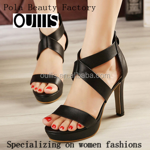 popular name shoes brand high heel wholesale shoes