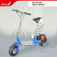 CE Approved foldable cheap 50cc gas scooter