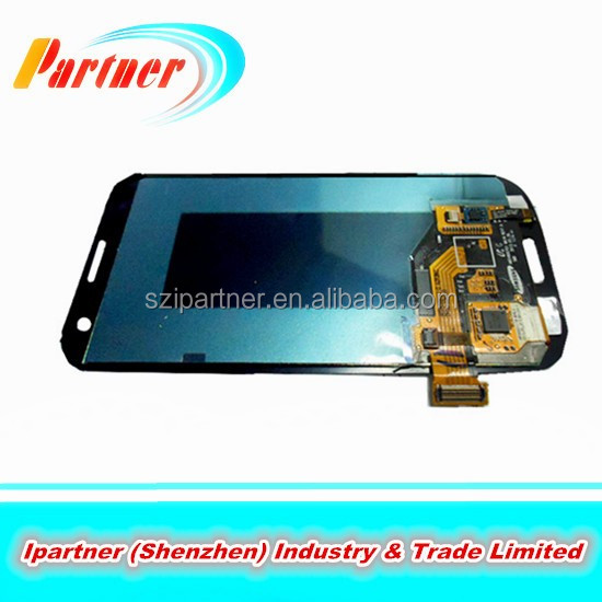 i9300 , i9305 lcd for samsung Galaxy S3 blue , white color