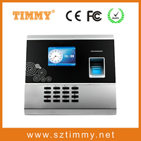 easy operation and setting wireless time attendance recorder finger print time attendance