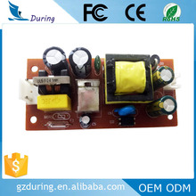 high quality OEM ODM open frame 15w led driver 5v 3a switching power supply with CE ROHS