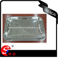 Stainless steel Thai square tray/ dish / plate