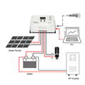 XRSOLAR Easy Install Poly 1000w Solar Panel for Off-grid Solar system