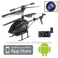 S215 3.5CH RC Iphone Android Camera Helicopter