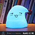 Hot Sale Products Cute Cap Silicone LED Night Lights