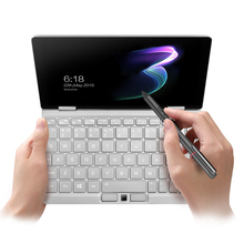 8inch Ultra thin 360 Degree Rotation HD Touch Screen 8GB RAM 2in1 <strong>Laptop</strong> with Fingerprint