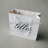 Good recycled french fries paper bag supplier