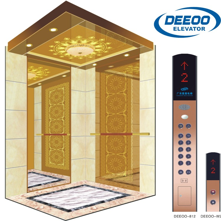 Cheap price high technology residential passenger elevator for Houses with elevators for sale