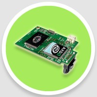flash on module 7-pins sata2 horizontal industrial for email server