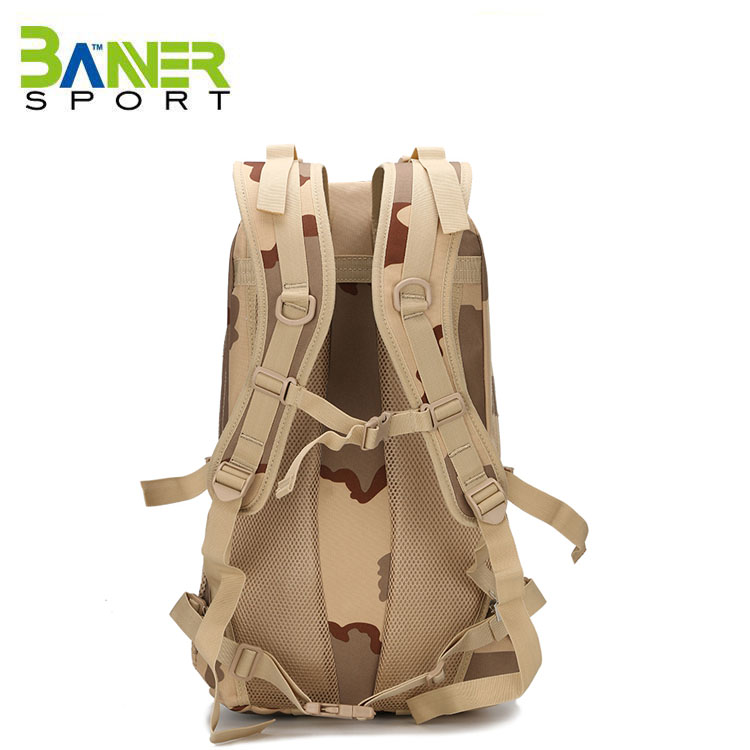 2017 Good quality Outdoor knapsack, hiking tactical thick backpack laptop bags