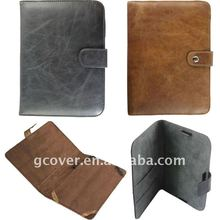 newest design pu leather case for kindle