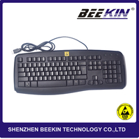 ESD Modified Raw material Permanent keyboard