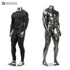 Dark Silver Muscle Male Plus Size