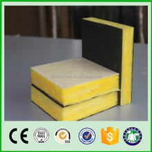 high density Insulated glass wool panel