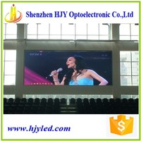 Best sale p10 indoor cricket live streaming led display screen