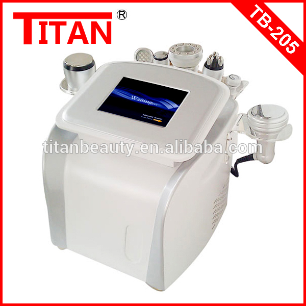 TB-205 Portable Style RF Vacuum Cavitation System Multifuction Slimming Machine Skin Whitening Machine Home Use