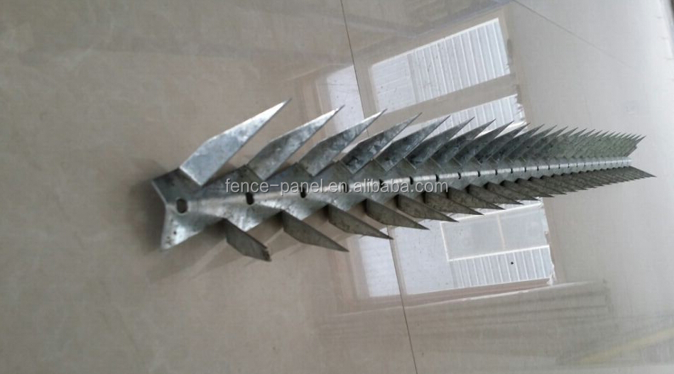 South Africa High Security Clearvu Fence With Spikes Buy