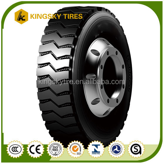 Well-Known Brand Annaite Truck Tyre/Tire Safe and Stable Running
