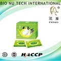 Health Flavor Tea Product Type and Bag Packaging ginseng green tea