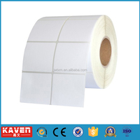 one side coated paper self adhesive mirror coated paper roll good selling coated paper